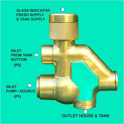 water_inlet_switch-over_device