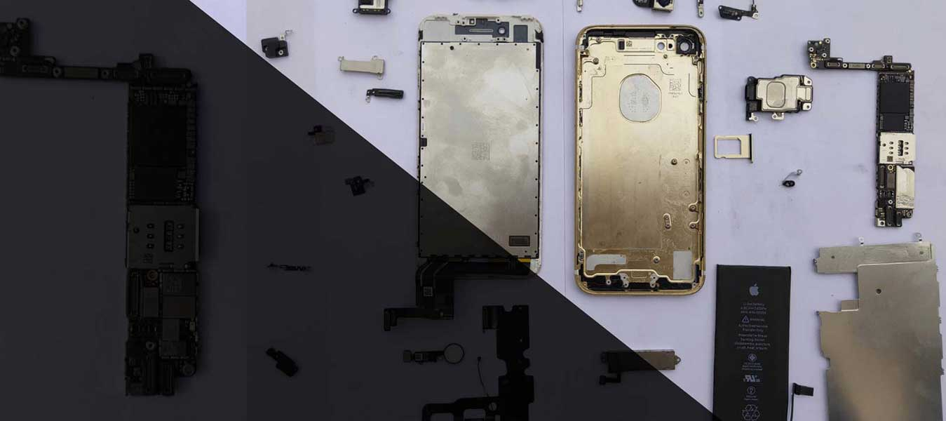 Tear Down Report of iPhone 7